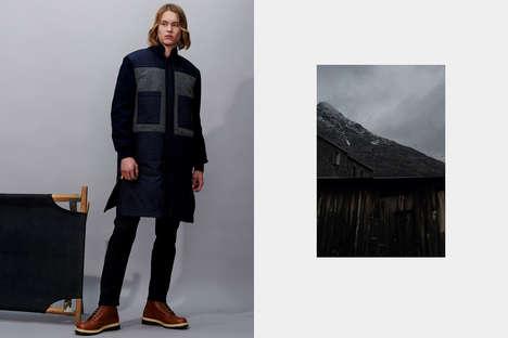 Associative Fashion Photography Lookbooks
