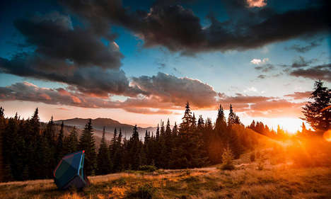 Transforming Camping Shelters