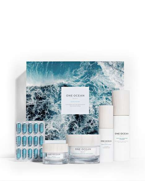 Marine Beauty Brands