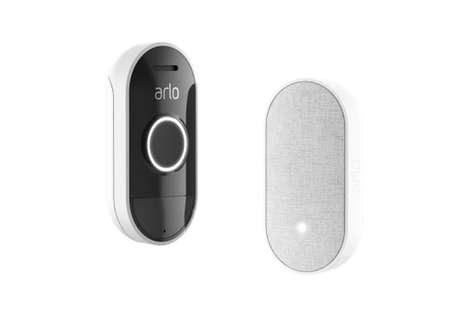 Smartphone-Calling Doorbells