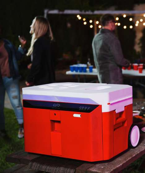 All-in-One Digital Coolers
