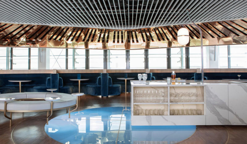 . Paris  Highly Modern Airport Lounges   inter airport South East Asia