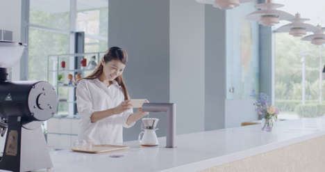 Robotic Pour-Over Systems