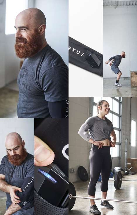 Specialized Gym-Ready Wearables