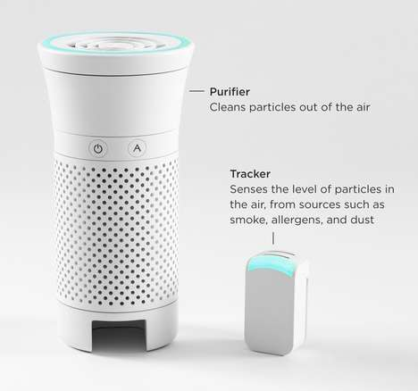 Small Space Air Purifiers