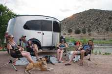 Ruggedly Comfortable Trailers