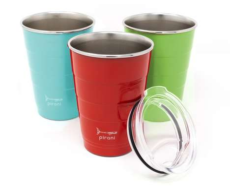 Eco-Friendly Party Tumblers