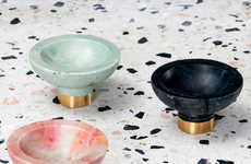 Ocean Plastic Handles - Spark & Burnish Worked with Andrew Simpson to Create the Ocean Plastic Knob