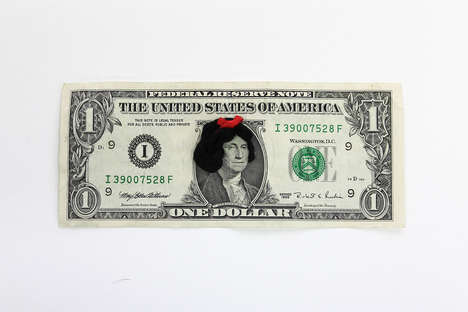 Empowering Embroidered Money Projects
