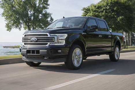 Refined Luxury Pickup Trucks
