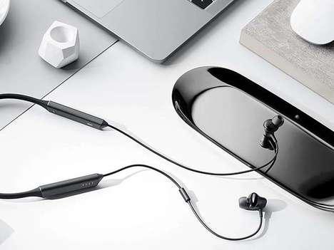Premium Dual-Driver Headphones