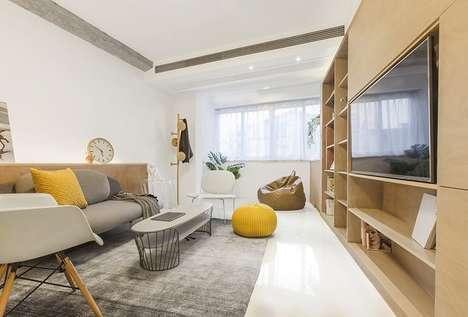 Boxy Smart Apartments