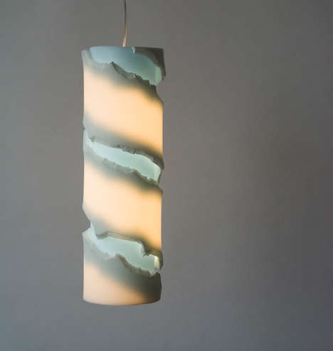 Acrylic Stone Lighting Series