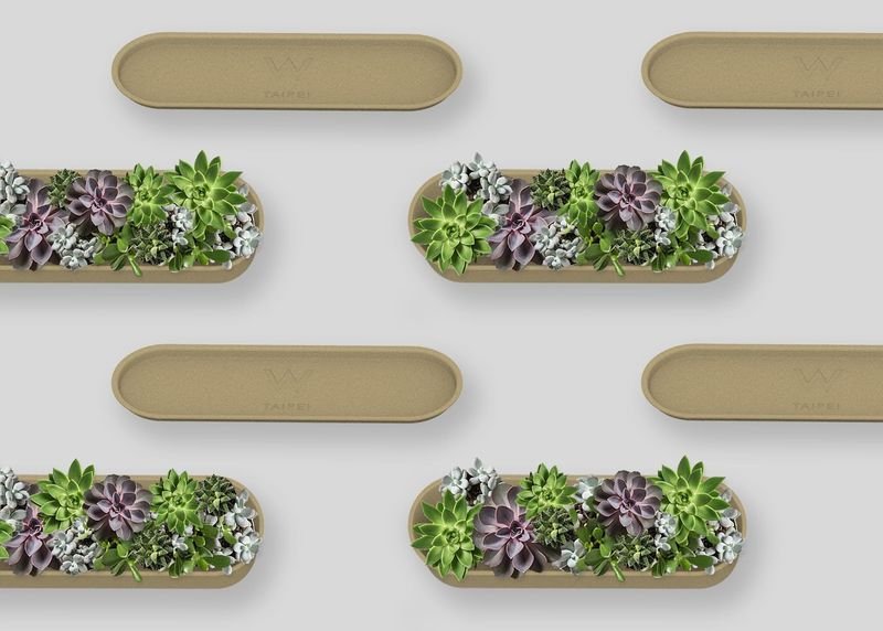 Sleek Eco-Friendly Packaging Materials : eco-friendly
