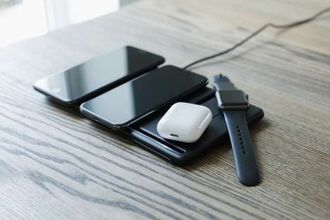 Wireless Multi-Device Chargers