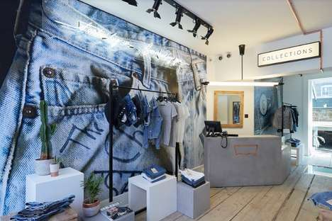 Eco Denim Stores