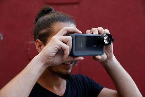 Magnifying Smartphone Eyewear
