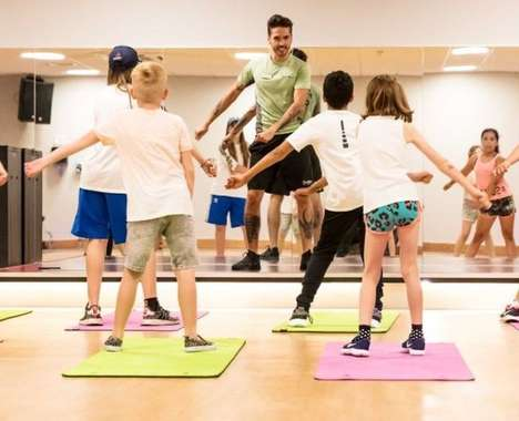 Trend maing image: Gaming-Inspired Fitness Classes