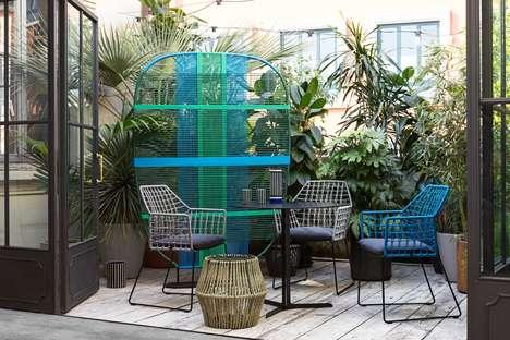 Water-Resistant Furniture Lines