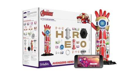 Superhero Coding Kits