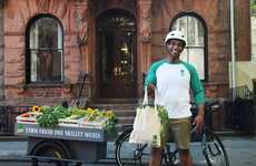 On-Demand Meal Starter Deliveries - Knorr is Sharing Easy Meals for National Farmers Market Week