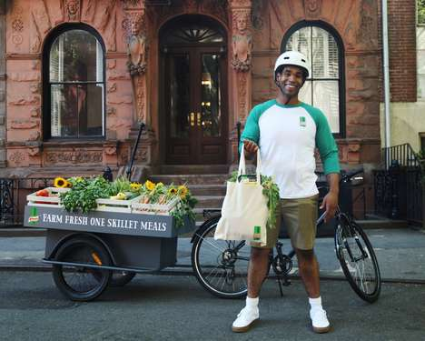 On-Demand Meal Starter Deliveries