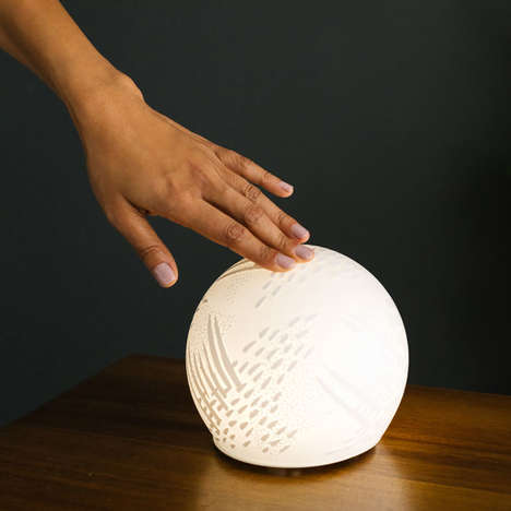 Touch-Activated Diffusers