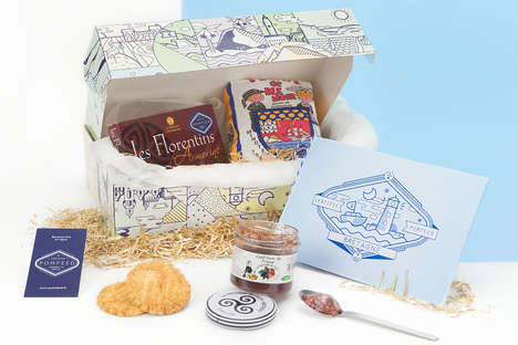 Authentic French Food Boxes - Pomfeed Supplies Consumers with Handmade French Goods