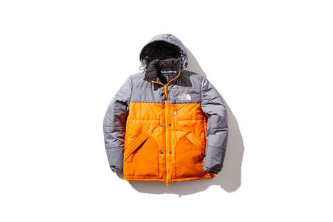 Sleeping Bag-Inspired Outerwear
