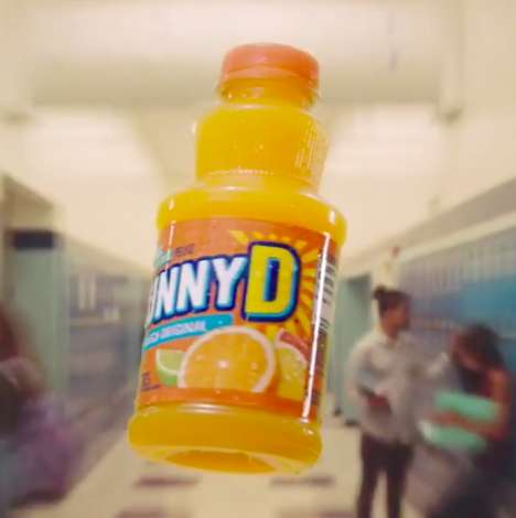 Refreshed Citrus Punch Campaigns - SunnyD is Sporting a New Look and a Gen Z-Targeted Campaign