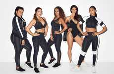 Size-Inclusive Activewear - Khloe Kardashian's Good American is Now Venturing into Activewear