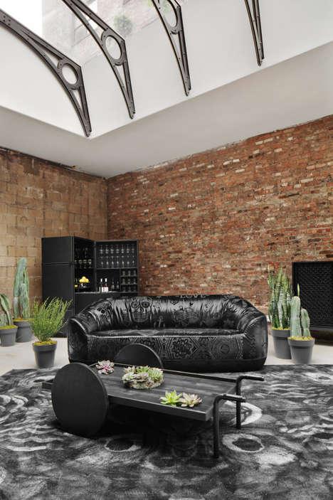 Dark City-Inspired Furniture