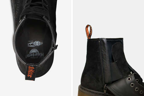 Durable Welt Collaborative Boots