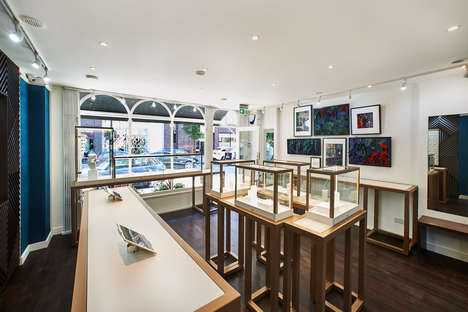 Cultured Jewelry Shops