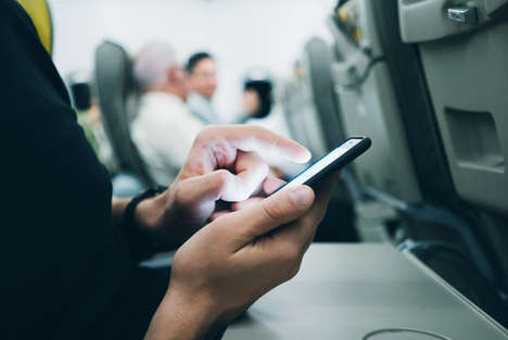 In-Flight Temperature-Reporting Apps - 2Hot2Cold Helps Passengers Report Uncomfortable Temperatures