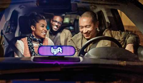 Ride-Share Credit Contests - Lyft is Offering $550 to Those Who Dont Use Their Car for a Month