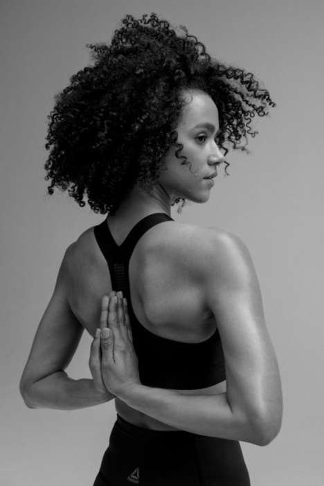 Shapeshifting Sports Bras - The Reebok PureMove Bra Tightens for Motion and Relaxes During Stillness