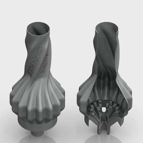 3D-Printed Camping Stoves