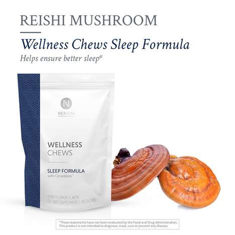 Adaptogenic Wellness Chews - Nerium's Functional Chews Help to Promote Energy or Sleep