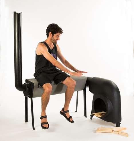 Creature-Inspired Street Furniture