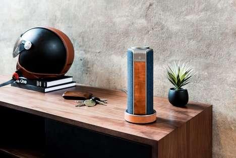 Visually Striking Smart Speakers