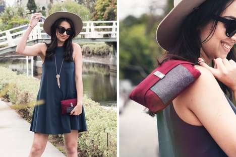 Hip Folding Travel Dresses