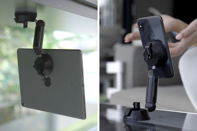 Elegantly Functional Technology Mounts