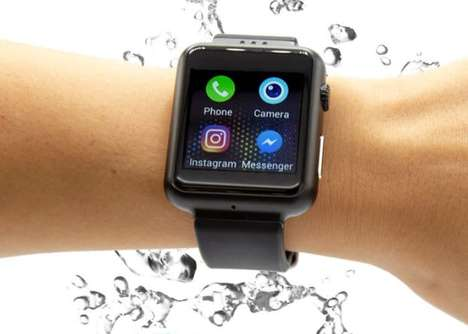 Speedy Video Call Smartwatches