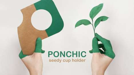 Eco-Friendly Cup Holders