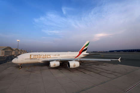 Traveler-Focused Convenient Flights - Emirates Boasts Five Flights Per Week to Its Toronto Service