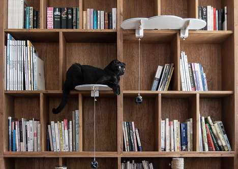 Small-Space Cat Trees