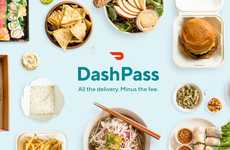 Food Delivery Subscriptions - DoorDash's 'DashPass' Offers Free Delivery on Orders Over $15