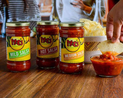 Chunky Restaurant Brand Salsas