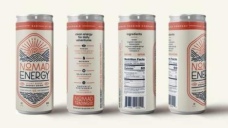 Cascara Energy Drinks